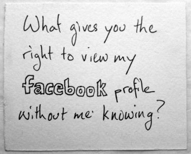 facebook privacy ethics rights